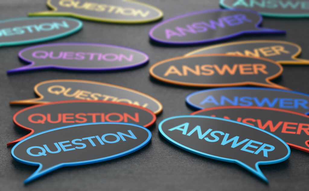 customer discovery interview and questions