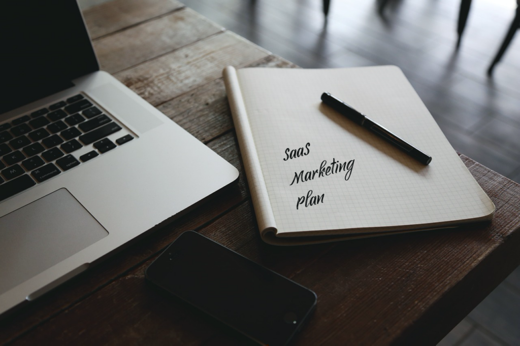 SaaS Marketing Plan allfactors